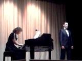 А. БАШКАТОВ  поёт арию Сусанина из оперы